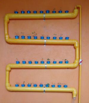 Sistema Hidroponico Ntf 36 Plantas