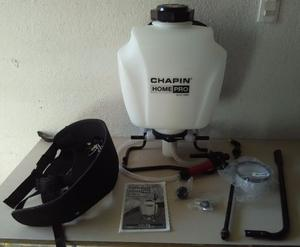 Sprayer de Fumigacion tipo mocila Chapin HomePro