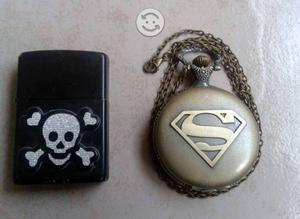 Superman. reloj de bolsillo. mas modelos