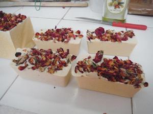 venta de jabones artesanales 100% naturales