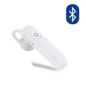 Audífono Auricular Bluetooth Manos Libres - Blanco