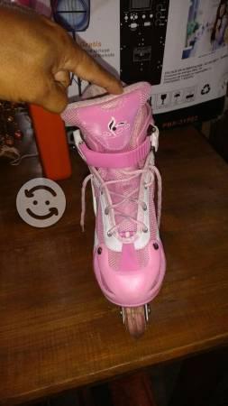 Bonitos patines nike para niñas