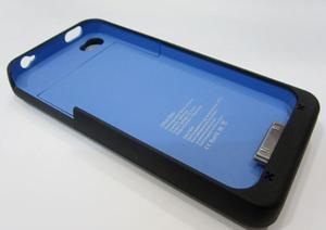 Funda Con Bateria Externa Iphone 4 Y 4s mah Nueva