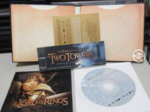 LORD OF THE RINGS the two towers Soundtrack