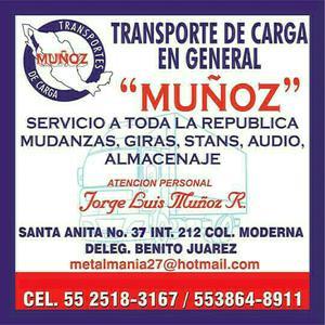 Mudanzas Muñoz