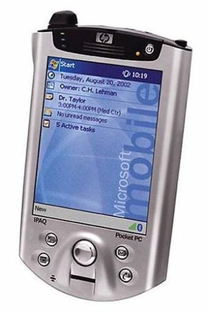 Pocket Pc  W/outlook  Con Muchos Accesorios - Remate