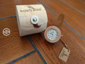 Reloj para mujer de Bambu BoboBird Bamboo mujer