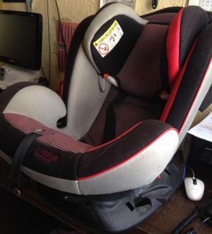 Silla para bebe color rojo infanti posot class for Silla de auto infanti