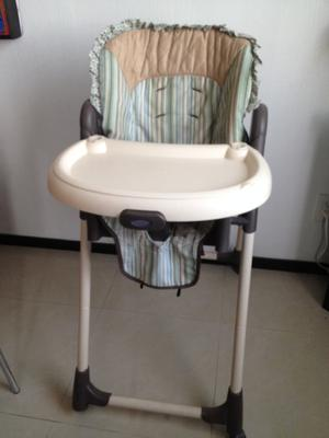 Silla periquera para bebé
