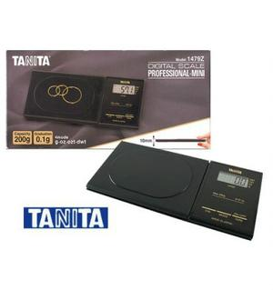 Bascula Digital Alta Precisión Tanita z ()