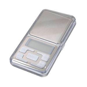 Bascula Precisión De Bolsillo 500 Gr 0.1 Gramos Digital Obi