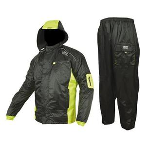 Impermeable R7 Racing R Verde Talla L