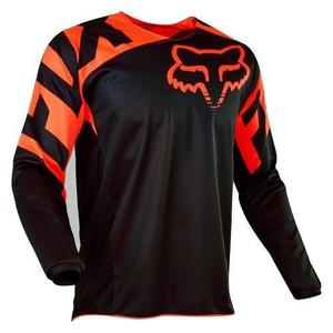 Jersey Fox 180 Race Naranja Talla Xl Motocross Mtb Downhill