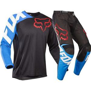 Kit Pantalon Jersey Fox Sab Talla L Motocross Mtb Downhill
