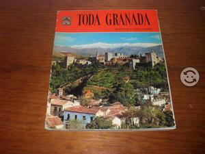 Libro Toda Granada - 150 Fotos A Todo Color