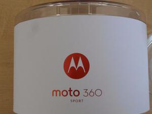 NUEVO SMART WATCH MOTO 360 SPORT