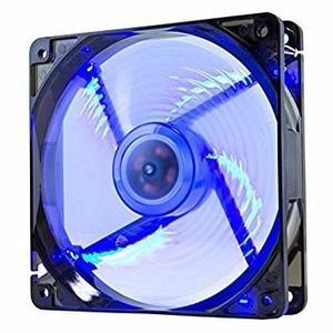 Ventilador Kme Eagle Warrior P/gabinete De 12cm Color Azul