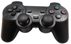 5 Control De Play Station 2 Alambrico Nuevo Y En Su Blister