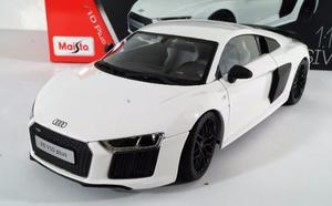 Audi R8 V10 Plus Escala 1:18 Maisto Exclusive