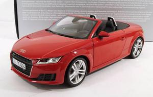 Audi Tt Roadster Escala 1:18 Minichamps