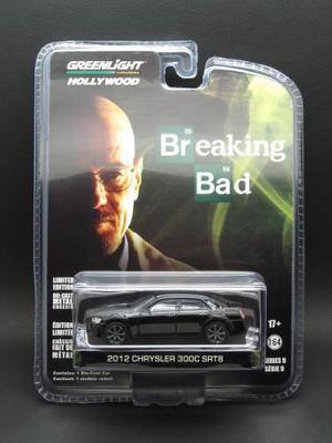 Auto De Colección Limitada 300c Breaking Bad Greenlight