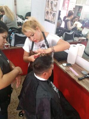 Curso De Barberia y Peluqueria Academia en Guadalajara