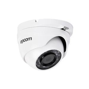 Epcom E8-turbo Cámara Eyeball p 2.8mm Ir 20m Ip66 Bco.
