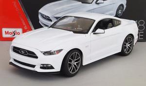 Ford Mustang Gt  Escala 1:18 Maisto Exclusive