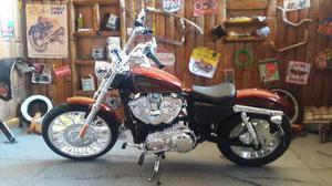 Harley Davidson Seventy Two  Escala 1:12