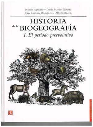 Historia de la Biogeografía. Libro