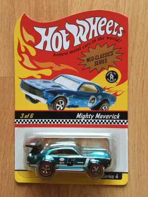 Hot Wheels Redline Club Neo Classic Mighty Maverick .