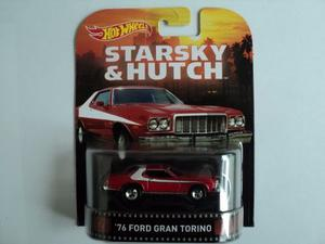 Hot Wheels Retro Starsky Hutch ´76 Ford Gran Torino