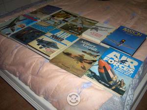 Libros de aviación militar