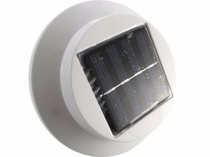 Lámpara Solar 3 Leds Exteriores Encendido Automático -