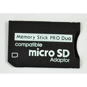 Microsdhc To To Memory Stick Pro Duo (non-retail Pac -negro