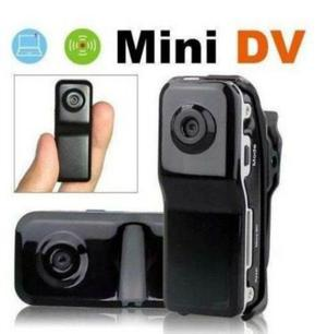 Mini Camara Dv Espia Hd 720 Dvr Con Accesorios Video