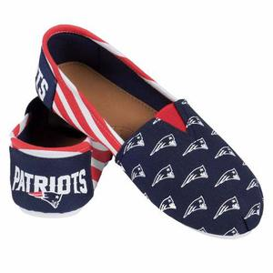 Nfl New England Patriots Zapatos Envío Gratis