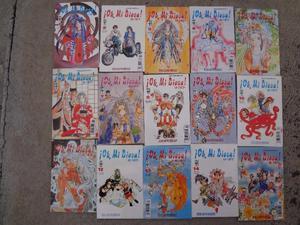 Oh, Mi Diosa 16 Editorial Vid Manga