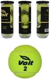 Pelota De Tenis Con Presión Voit (3 Pelotas)