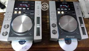 Pioneer cdj 200 par como nuevas caja y manuales