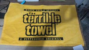 Pittsburgh Steelers Toalla Terrible