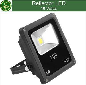 Reflector Led 10w Lampara Exterior Ip65 Ahorrador Moderno