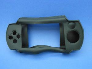 Silicon Skin Case Para Sony Psp  Color Negro