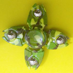 Spinners plásticos