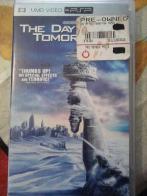 The Day After Tomorrow, Psp Umd Video, Sony Co