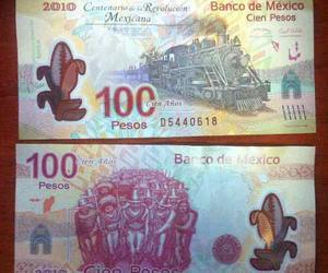 Billete 100 Pesos Centenario De La Revolución