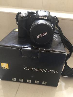 Cámara Nikon Coolpix P510