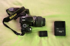 Nikon D - Camara Profesional Dslr - Precio A Tratar