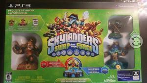 Skylanders Swap Force Starter Pack Ps3 Nuevo Sella