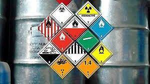curso para el manejo de sustancias peligrosas